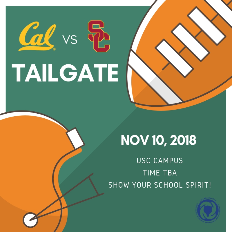 Cal vs USC Tailgate